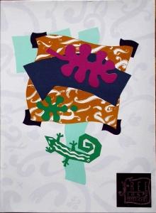 FREE1985SECT2 fanzine copertina