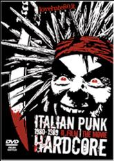 Italian Punk Hardcore 1980 1989 copertina