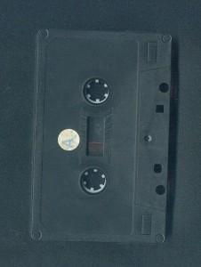 Domestic Exile tape Daniele Ciullini Firenze