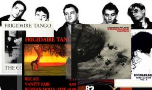 Frigidaire Tango discografia elaborazione grafica