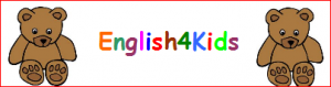 English4Kids logo Summer Camps 2013