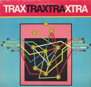 Traxtra copertina