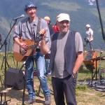 Lorenzo Monguzzi e Marco Paolini Val di Pejo, Suoni delle Dolomiti 14 luglio 2013
