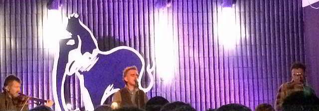 Giovanni Lindo Ferretti 2014 Brescia band