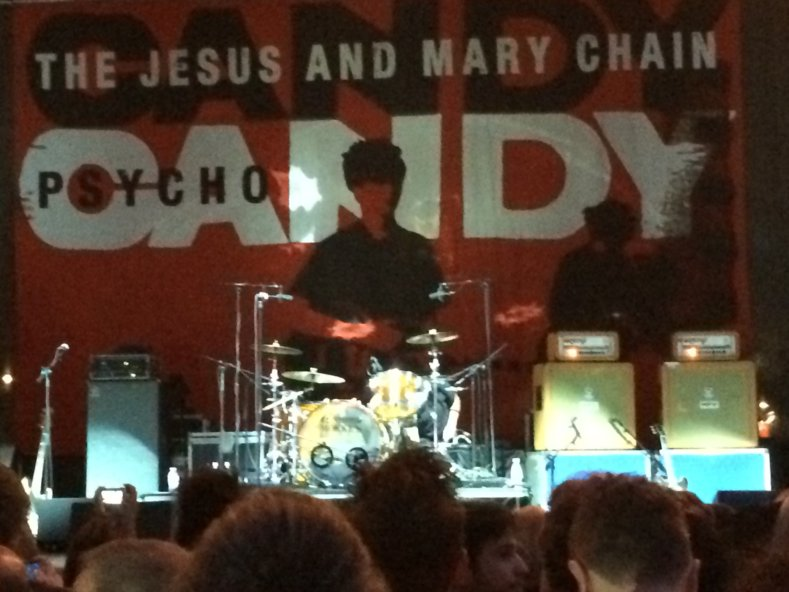 The Jesus And Mary Chain Ferrara 19 07 2015