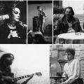 Franti collage in bianco e nero Lalli Massimo D'Ambrosio Stefano Giaccone Vanni Picciuolo e Marco Ciari