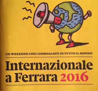 Internazionale Festival 2016 a Ferrara