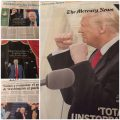 I pugni di Donald Trump