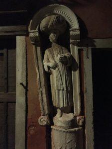 Venezia uno dei Mori a Cannaregio