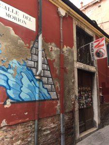 Venezia No grandi bandiera